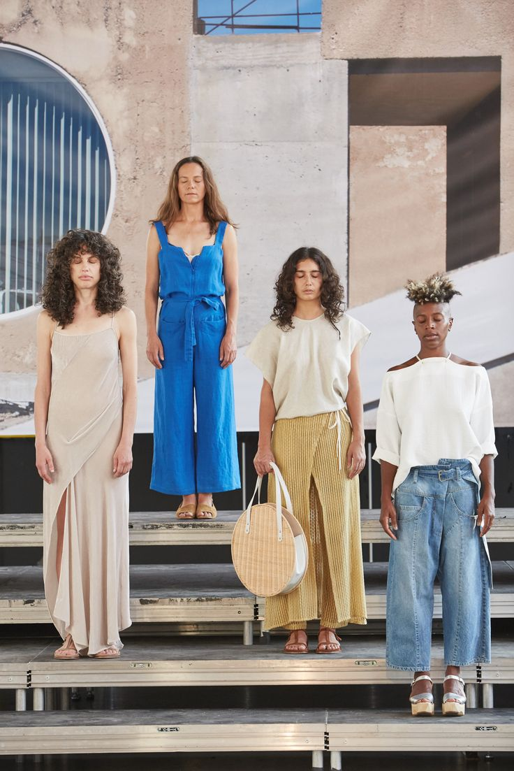 See the complete Rachel Comey Spring 2016 Ready-to-Wear collection.