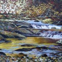 Janice Robertson - River of Gold II
