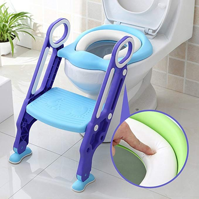 Potty Training Seat For Kids Itoy Igame Toilet Seat For Potty