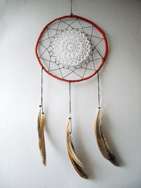Colector crochet ideales tapete Decoración de la comparación moho, marrón, blanco, cazador de sueños Caída, Medio