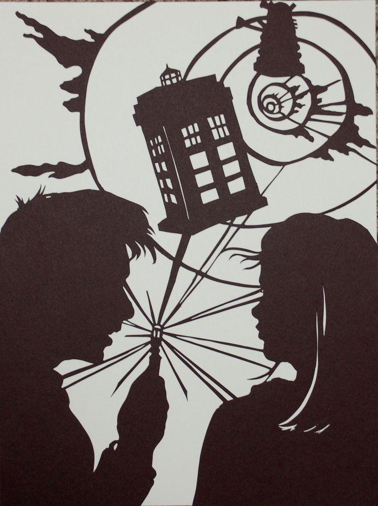 Doctor Who Dalek Stencil