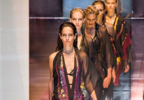 Video: Gucci SS 2014 - MarieClaire