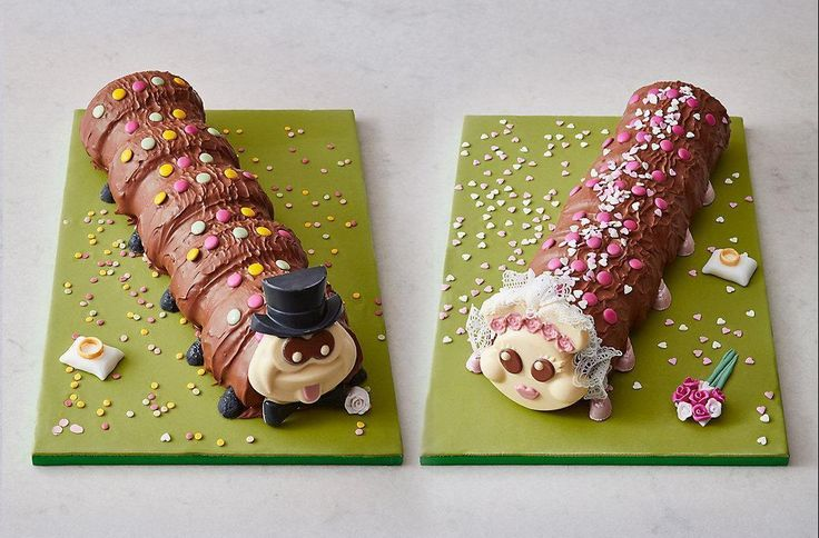 M&S is launching Colin and Connie the Caterpillar wedding cakes - but it will cost you! What do you think? https://www.thesun.co.uk/living/2722071/ms-is-launching-colin-and-connie-the-caterpillar-wedding-cakes-but-it-will-cost-you/