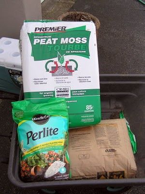 GREAT  for GARDENING - Hypertufa is a product that looks like cement but weighs less. A woman can actually manage to lift containers made out of hypertufa. It's a mix of Portland Cement, Peat Moss, Perlite and fiberglass fibers.