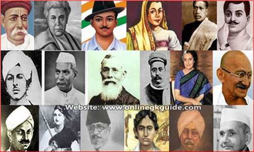 List of Famous Slogans/Phrases by Indian Freedom Fighters during movements which have major contribution to India's independence in 1947.