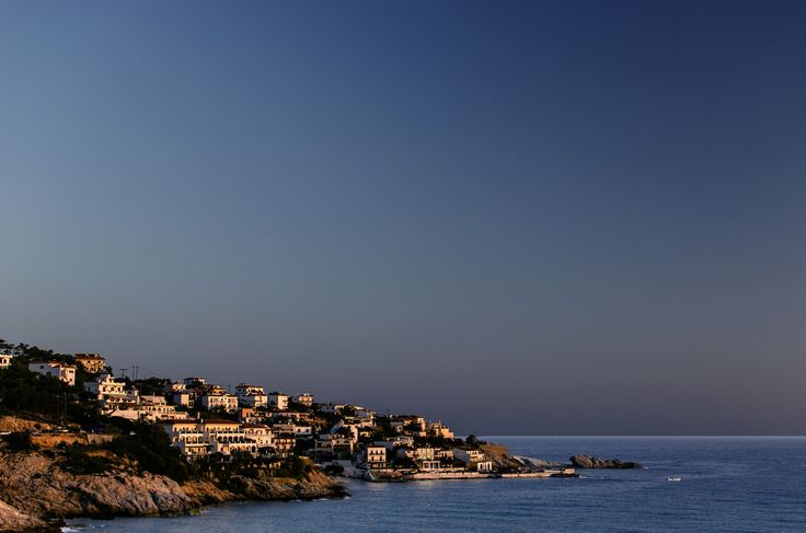 Sunrise at Ikaria