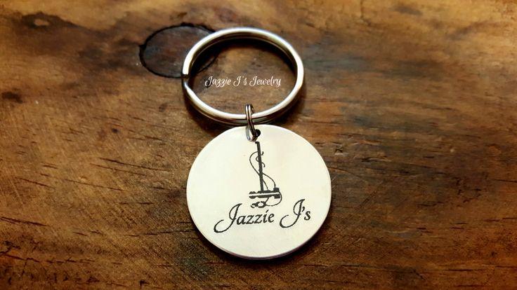 Engraved Store Logo Keychain, Logo Keychain, Etsy Shop Owner Keychain, Shop Owner Gift, Shop Owner Engraved Keychain, Promotional Keychain by JazzieJsJewelry on Etsy