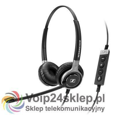 Słuchawki przewodowe Sennheiser SC 660 USB CTRL voip24sklep.pl