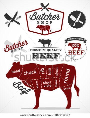 beef cuts diagram beef cuts diagram and butchery design. Black Bedroom Furniture Sets. Home Design Ideas