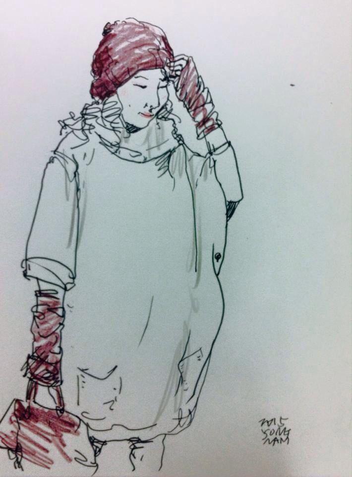 Drawing by yongnam