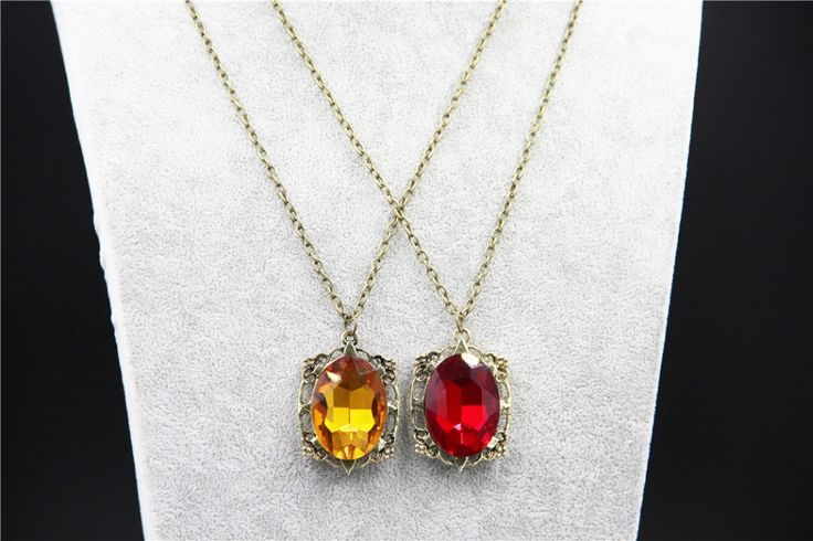 Fashion Jewelry Vintage Charm Vampire Diary the Originals Family Bonnie Bennett Necklace For Women
