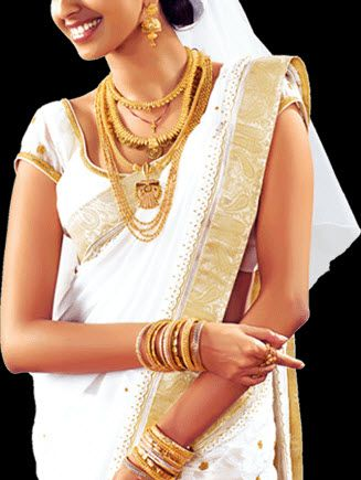 Kerala Christian Bridal Jewelry