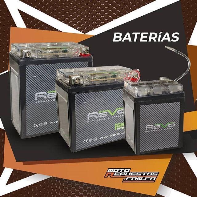 Las Baterias Revo Son Fabricadas Por Una De Las Empresas Mas