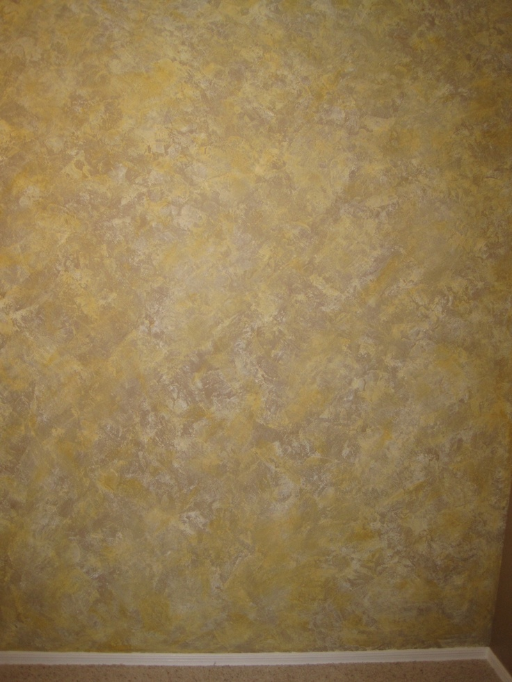 a bellagio faux finish i did in the guest bedroom - Faux Finish Paint