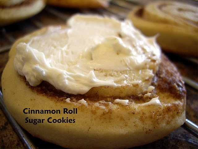 Sugar cookies, Cinnamon rolls and Cinnamon on Pinterest