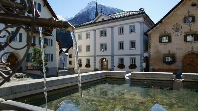 Engadin Scuol Samnaun - Schweiz Tourismus