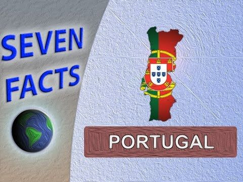 7 Facts about Portugal - YouTube