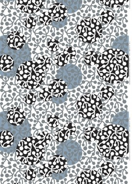 Marimekko - Kirsikka Upholstery Fabric