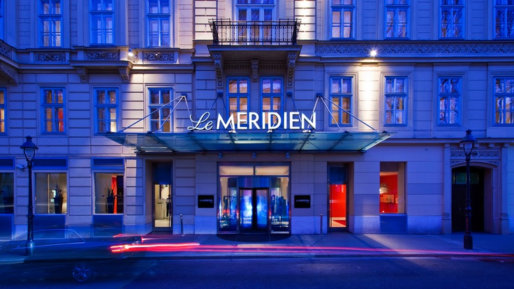 Imperialistische Schale, zeitgemäßer Kern - My hotel of choice in Wien, Austria! Off the Opernring and in the city made Famous by Mozart, Beethoven, Klimt, Schubert. Hotel is one block from the famous Weiner Staatsoper!