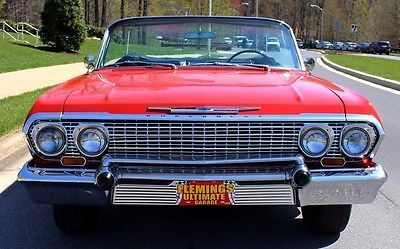 1963 Chevrolet Impala SS409 Flemings Ultimate Garage