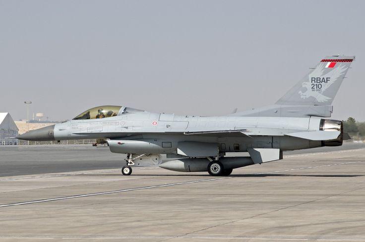 Royal Bahraini Air Force F-16C