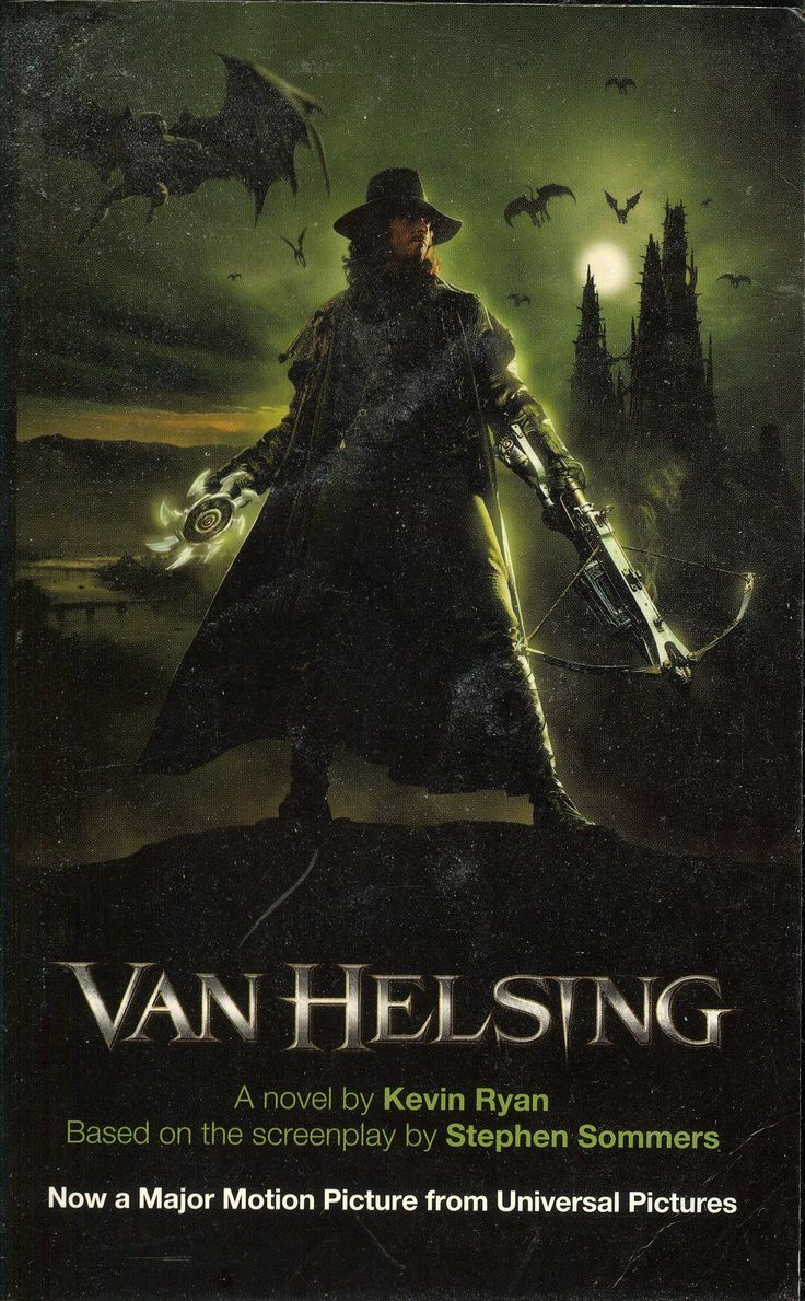 best movie novels novelizations images  van helsing paperback book by kevin ryan