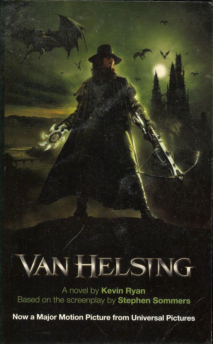 Van Helsing (2004, Harper Collins), Kevin Ryan