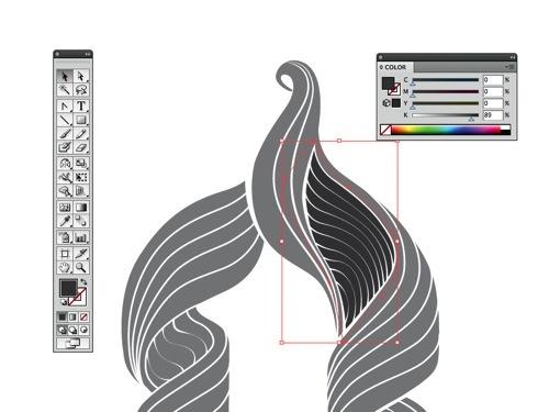 HOW TO: Create an Elegant Hair Salon Logo | Inspired Magazine