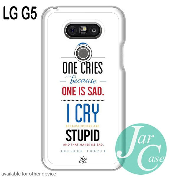 The Big Bang Theory 9 Phone case for LG G5 and other cases
