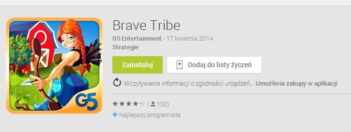 Brave Tribe – także na Androida http://wp.me/p3Ebhr-Ik #bravetribe