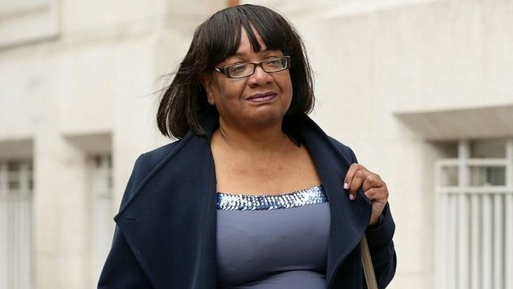 awesome Diane Abbott reveals she has type 2 diabetes - BBC News