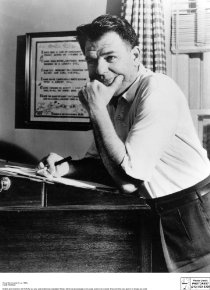Librettist Oscar Hammerstein II born Oscar Greeley Clendenning Hammerstein. Winner of 8 Tony Awards and 2 Oscars.  Best known for  the musicals :The Sound of Music, Showboat, South Pacific, Oklahoma! and many more