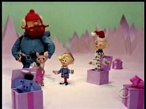 Rudolph The Rednosed Reindeer - The Island of Misfit Toys