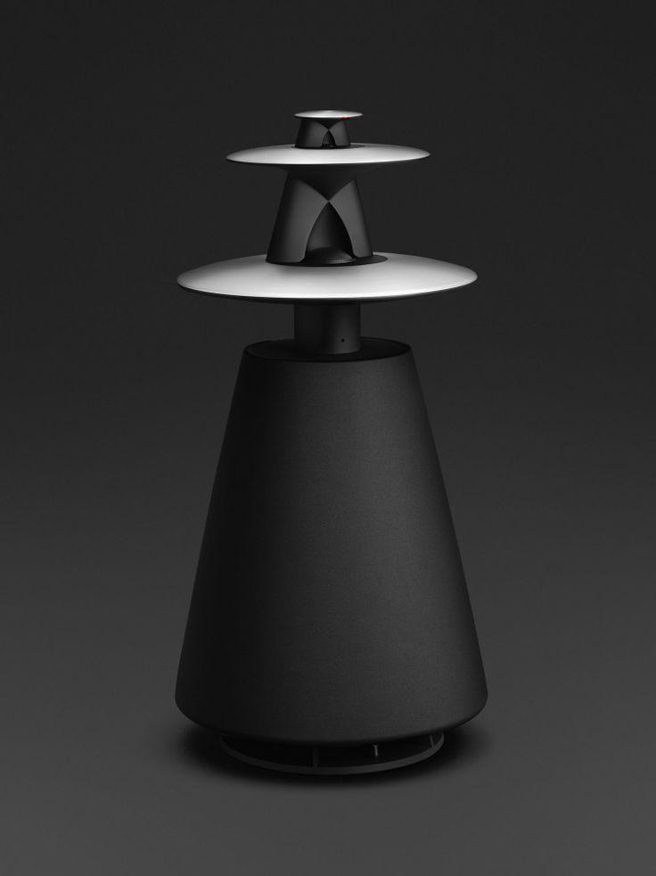 Bang & Olufsen BeoLab 5 - David Lewis(1939~2011): B & O Master Designer