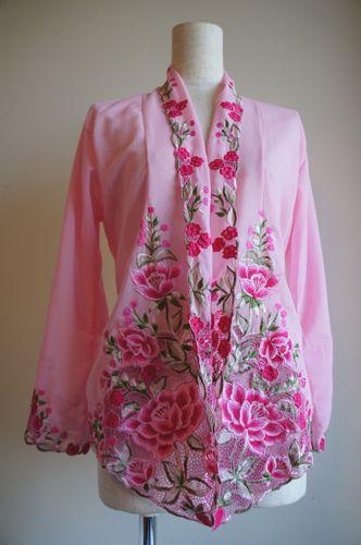 Nyonya wear of Peranakan
