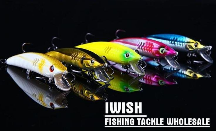 Fishing Lure Wholesale | Fishing Tackle Manufacturer | Fishing Equipment Discount | IWISH #FishingTackle