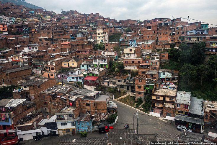 Медельин, Колумбия, часть 1 – varlamov.ru
