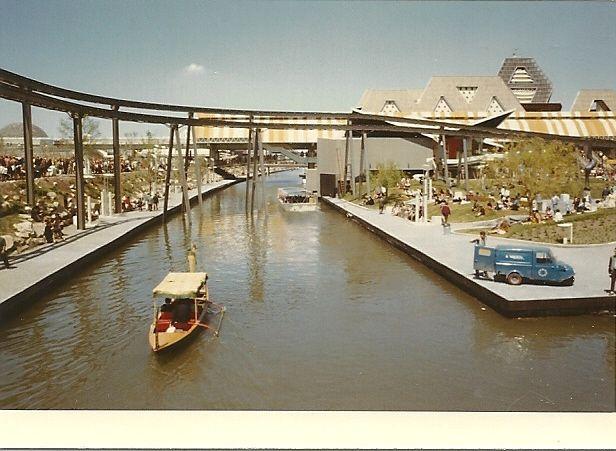 Expo 67 Exhibit