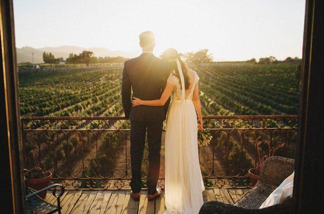 Tuscan-Inspired Wedding at Sunstone Winery: Heather + Cheyne | Green Wedding Shoes Wedding Blog | Wedding Trends for Stylish + Creative Brides