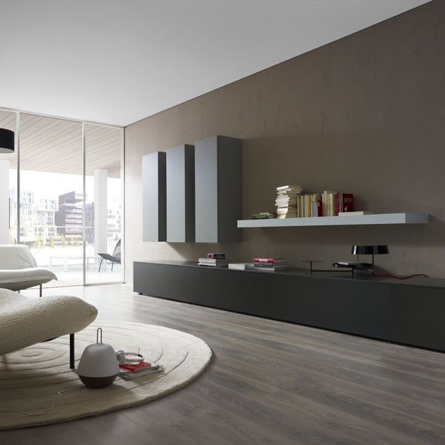 les 25 meilleures id es concernant meuble tv suspendu sur. Black Bedroom Furniture Sets. Home Design Ideas