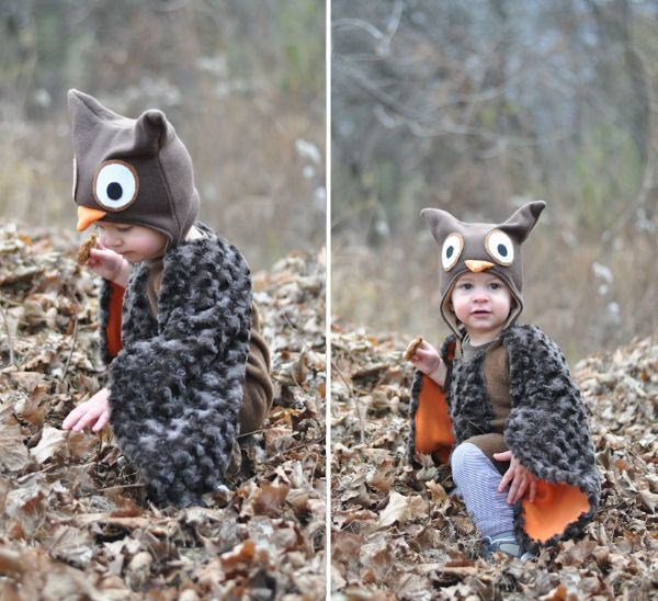 Owl Halloween Costumes   this heart of mine