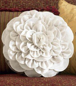 Chrysanthemum Pillow                                                                                                                                                      More