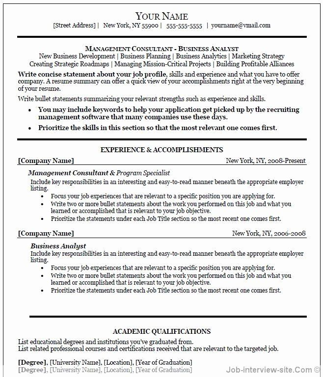 Professional Resume Template Free New Free 40 Top Professional Resume Templates Job Resume Template Executive Resume Template Sample Resume Templates