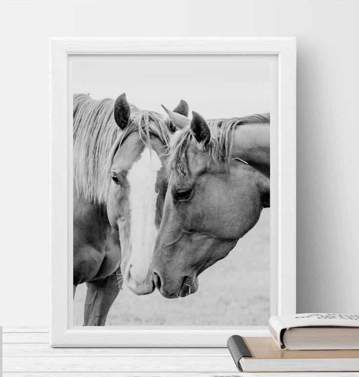 Fotografía de caballo, caballo de impresión, fotografía blanco y negro, cartel de caballos, estampados de animales blanco y negro, caballos salvajes de la impresión, impresiones de pared de Galería de PrintableArtWishes en Etsy https://www.etsy.com/es/listing/536354647/fotografia-de-caballo-caballo-de