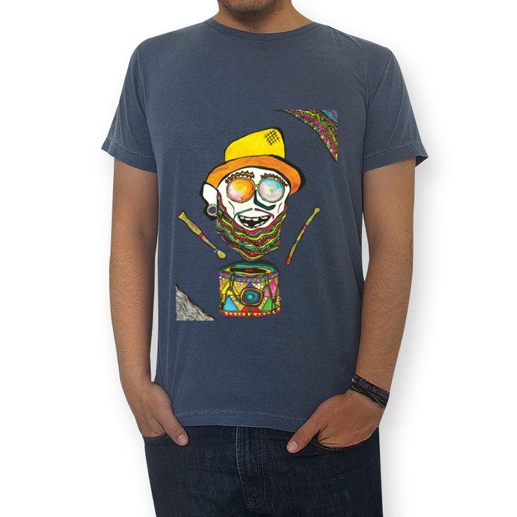 Camiseta Maracatu do Amor de @bahiapedro | Colab55