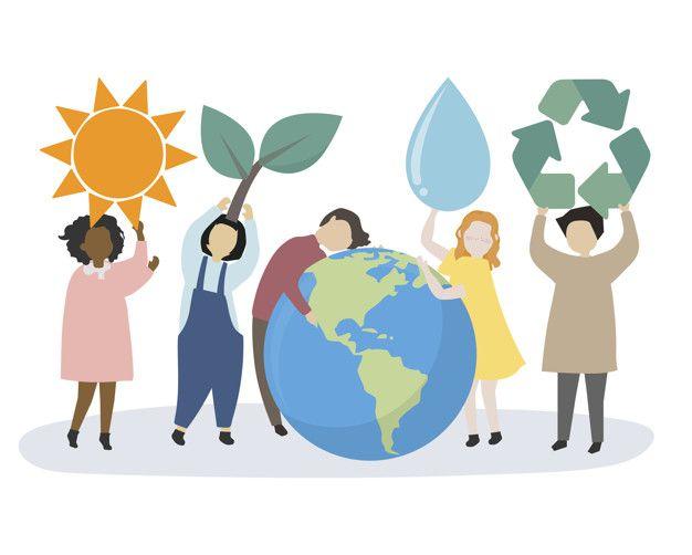 Pessoas Preocupadas Com O Mundo E O Meio Ambiente En 2019