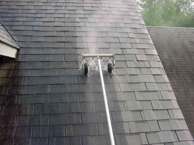 How To Remove Black Streaks From Roof Shingles Roof