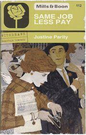 Scarfolk Council: Romance Novels (1970s)