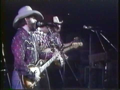 Can't You See (1977) - Marshall Tucker Band. A 'later' version, after all it was from '73... but anytime you're takin' a train outta Georgia... what can I say?