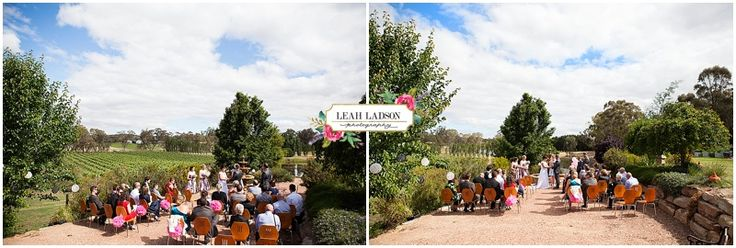 Lynnevale Estate Bendigo | Winery Wedding